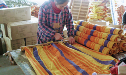 Risks in Working with Smaller Factories in China